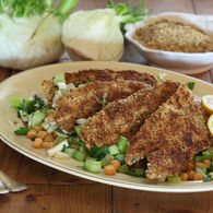 Dukkah_coated_garfish_with_chickpeas_fennel_and_parsley_salad_recipes_thumbnail